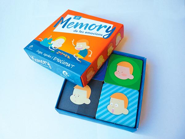El Memory de las Emociones