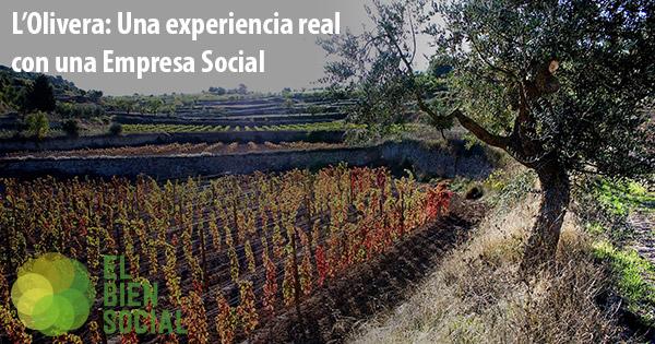 L'Olivera: Una experiencia real con una empresa social