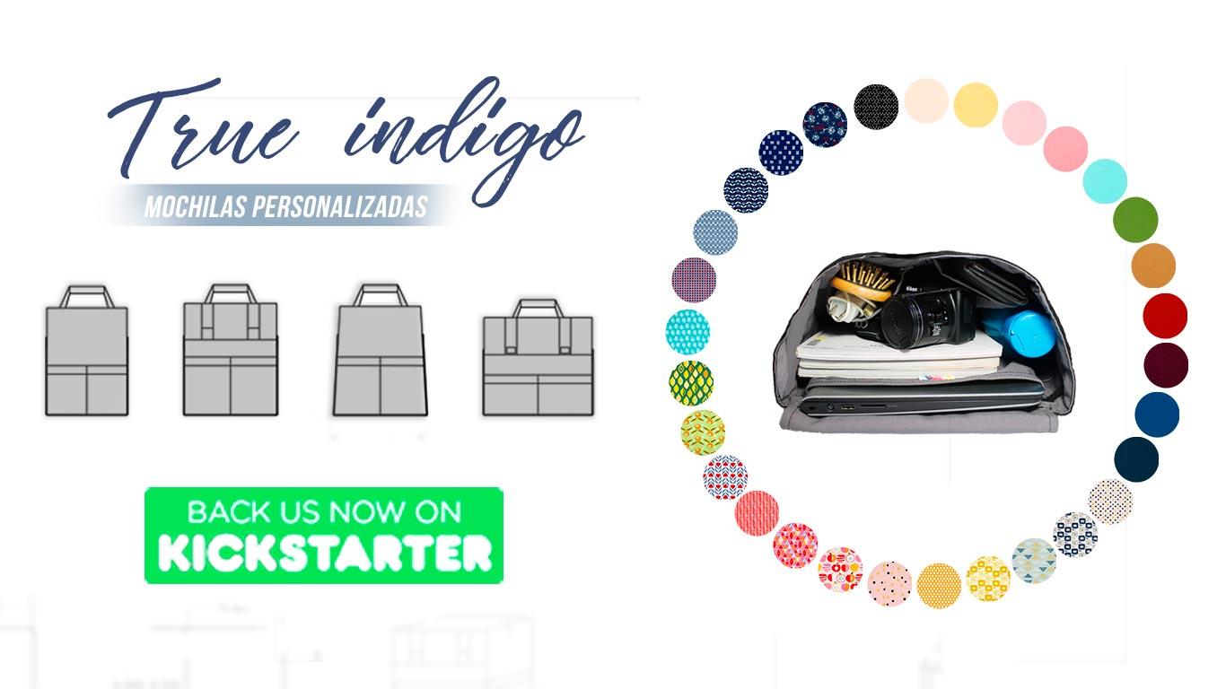 Entrevista Sostenible #19: Miguel Castillo, fundador de las mochilas sostenibles True Indigo