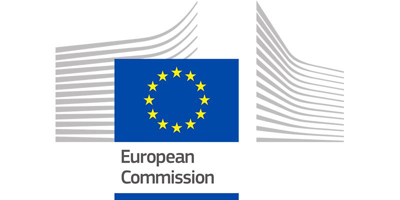 Logotipo de la comisión europea