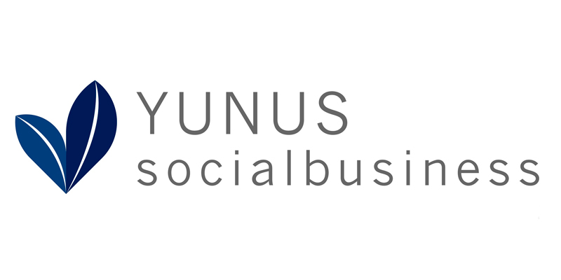 Logo yunus social business