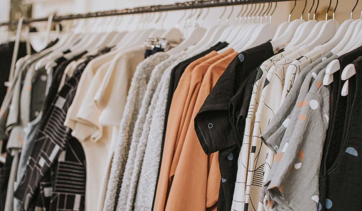prendas de ropa sostenible