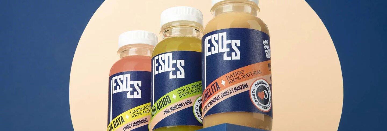 ESOES Foods: Refrescos contra el desperdicio de alimentos