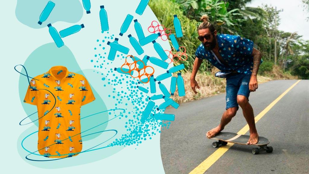 Ritmo Mornings, moda sostenible de inspiración Hawaiana