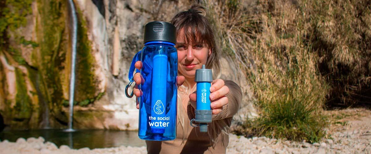 Descubriendo The Social Water, agua que cambia vidas