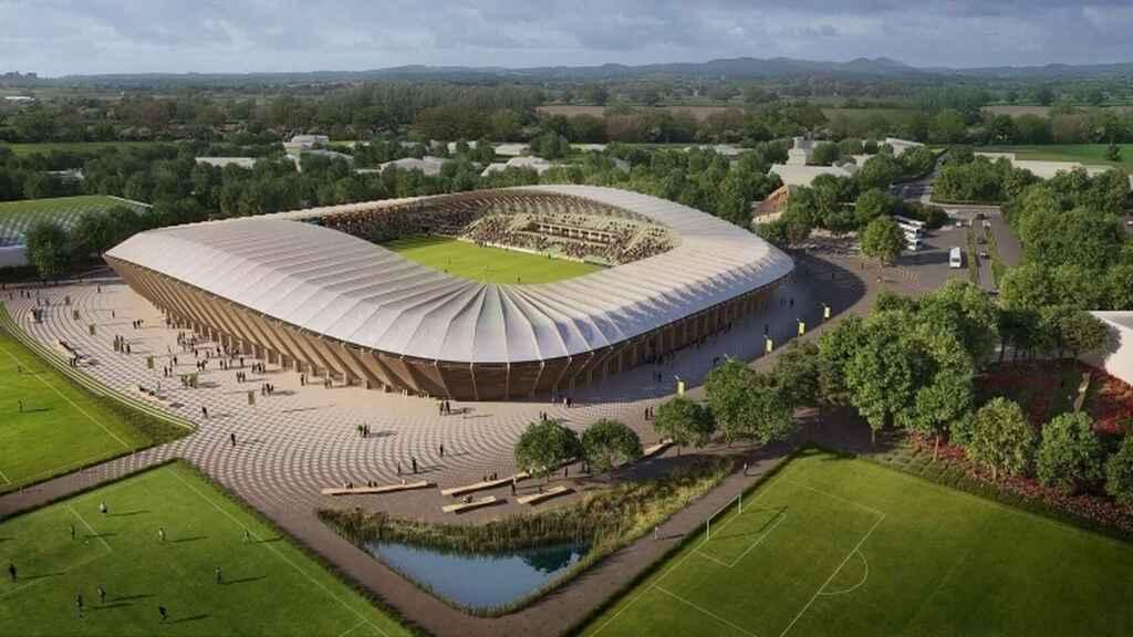 Forest Green Rovers, el primer club Sostenible y Vegano del Mundo