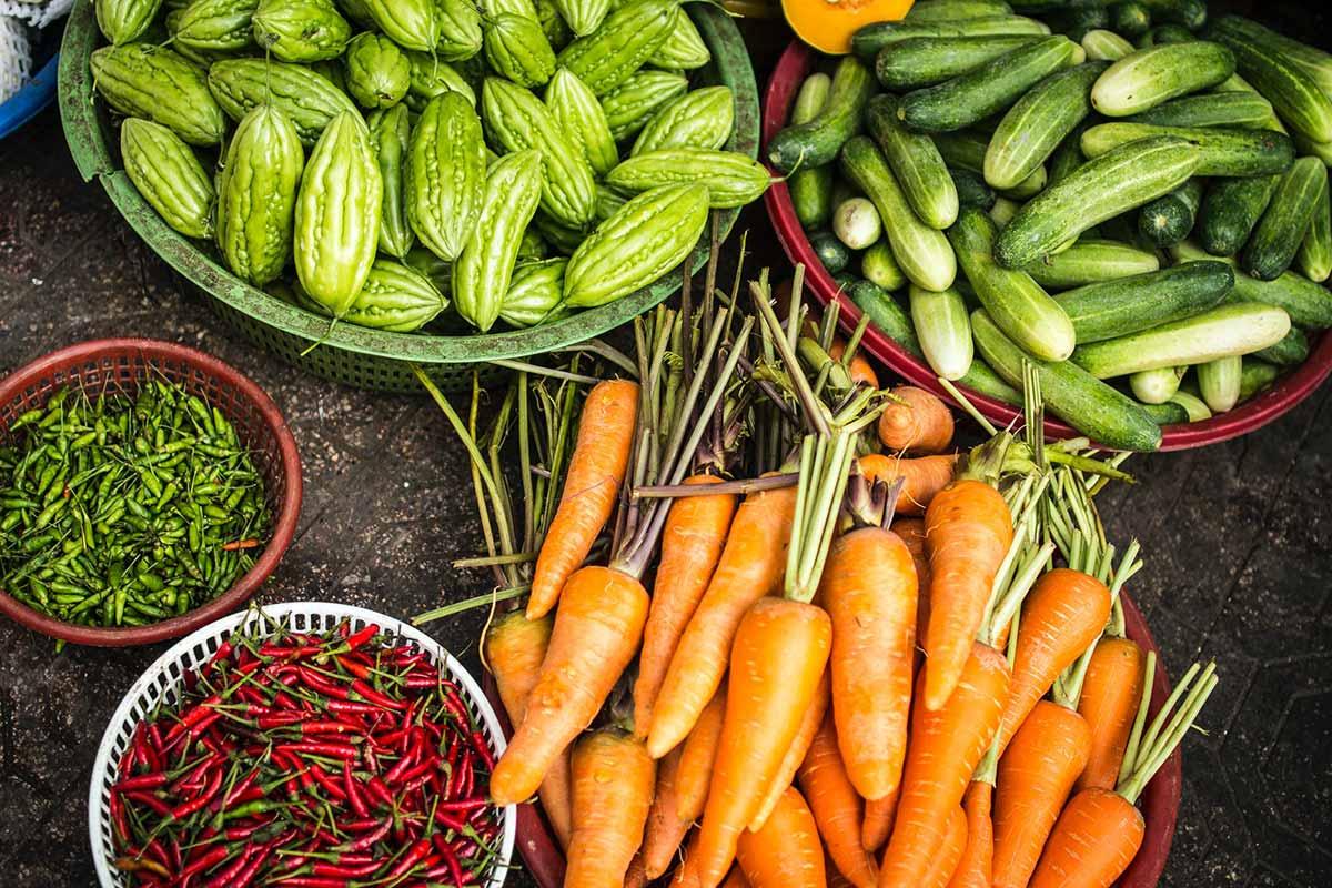 ¿Por qué los alimentos orgánicos son mejores para nuestro Planeta?
