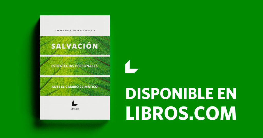 Presentación del libro «Salvación: Estrategias personales ante el cambio climático»