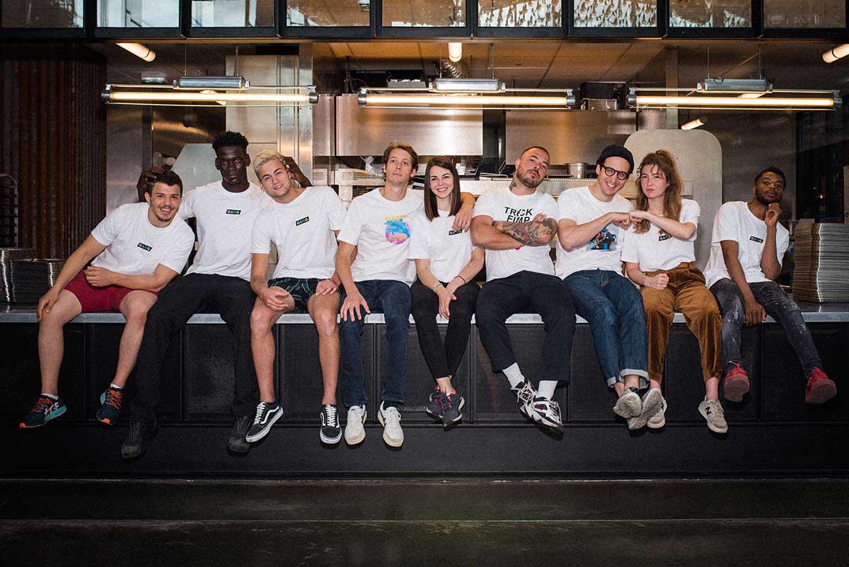 La BCorp Big Mamma lanza Napoli Gang para convertirse así en la mejor referencia de comida italiana a domicilio