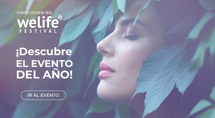 We Life Festival, el evento de referencia para una vida basada en la sostenibilidad y el bienestar