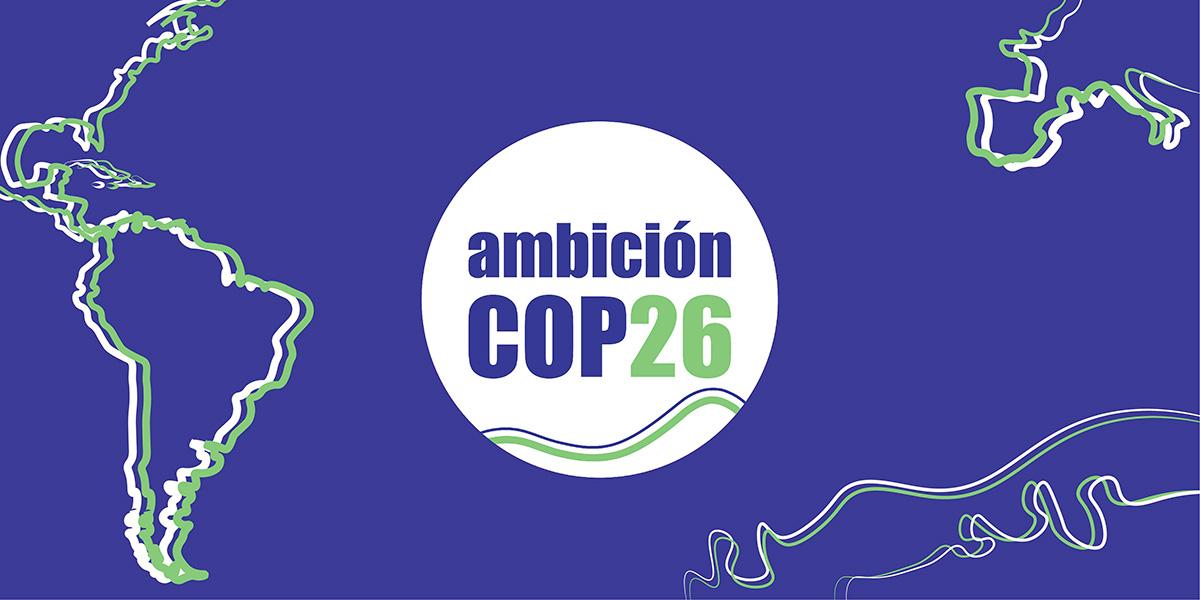 Nace ambiciónCOP26, la plataforma virtual para la participación de la sociedad civil de España y Latinoamérica en la decisiva Cumbre del Clima de Glasgow