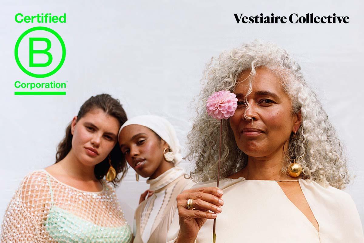 Vestiaire Collective es la primera plataforma de compraventa  del mundo en conseguir el certificado B Corp