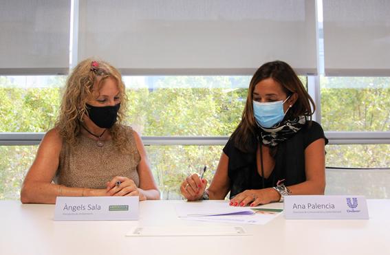 Ambientech y Unilever España se alían para impulsar la lucha contra el desperdicio alimentario en las escuelas