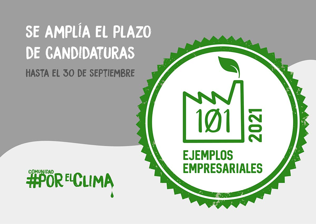 Empresas y cambio climático: 4ª edición de los 101 ejemplos de acciones #PorElClima