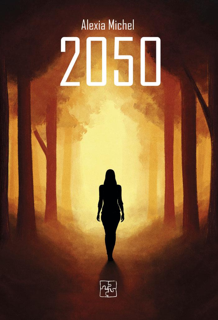 2050, la novela de Alexia Michel para cambiar el mundo mediante la ficción
