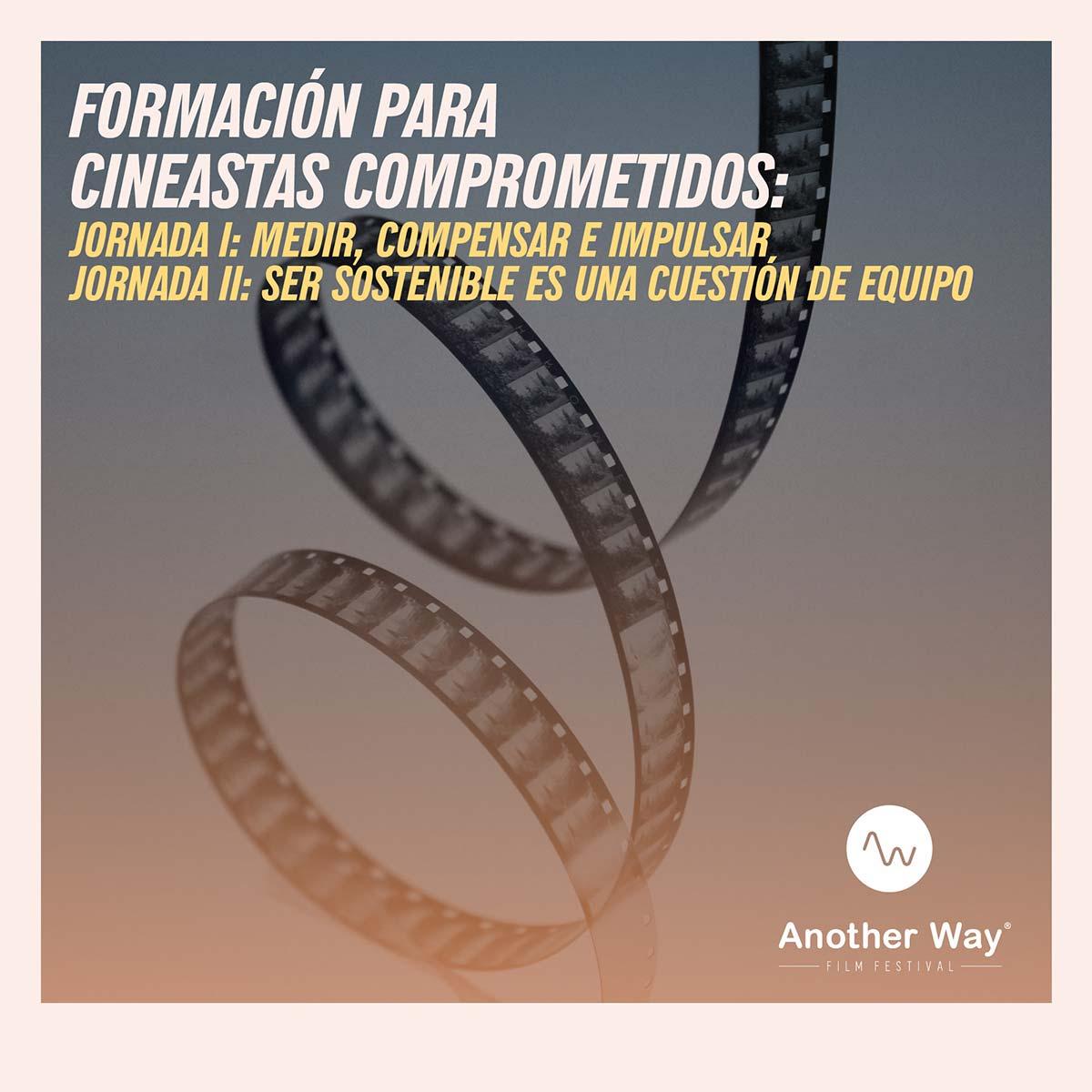 """Another Way Film Festival acoge dos jornadas de """"Formación para cineastas comprometidos"""" como parte de la programación de su séptima edición"""