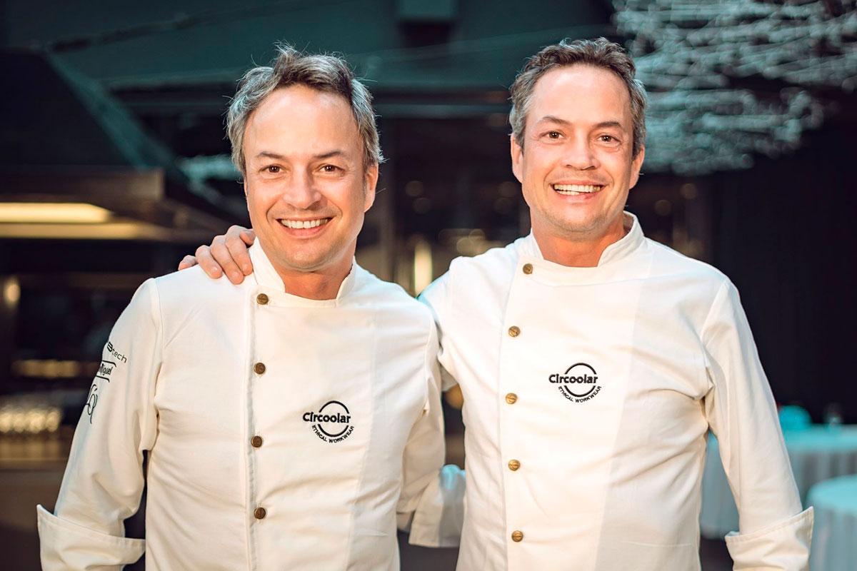 La Cocina de los Hermanos Torres se viste de sostenibilidad de la mano de Circoolar