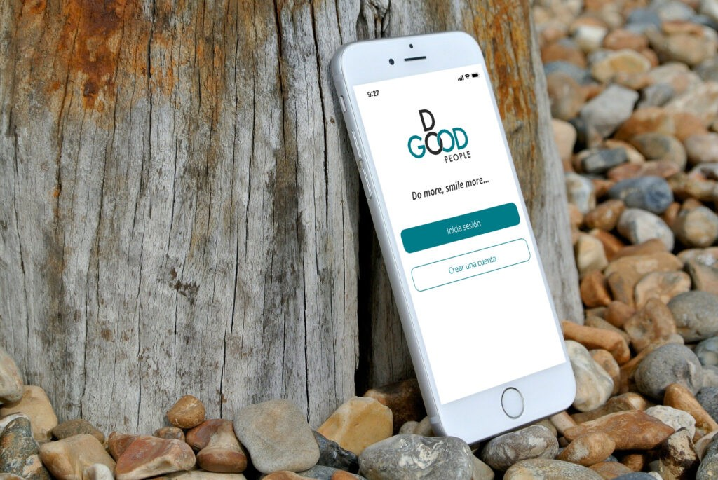 Descubre DoGood, la tecnología que ayuda a las empresas a crear una cultura sostenible
