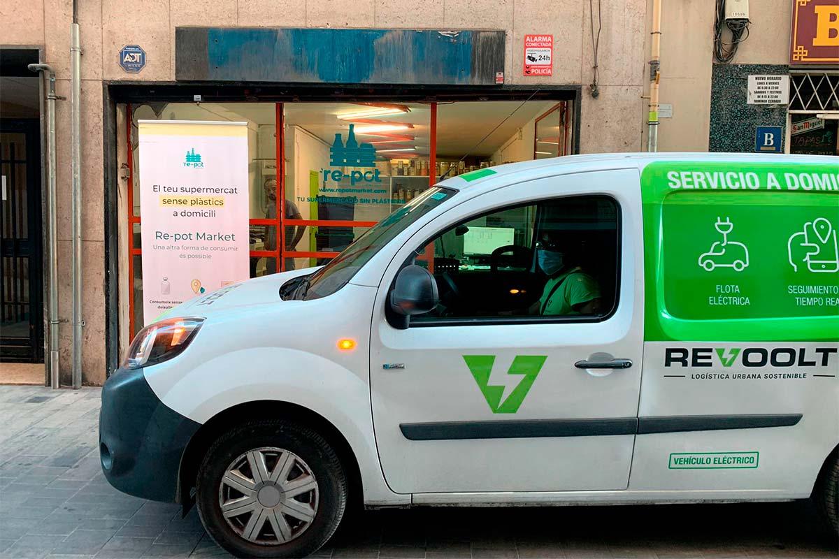 Re-pot Market y Revoolt se unen para hacer Barcelona más sostenible
